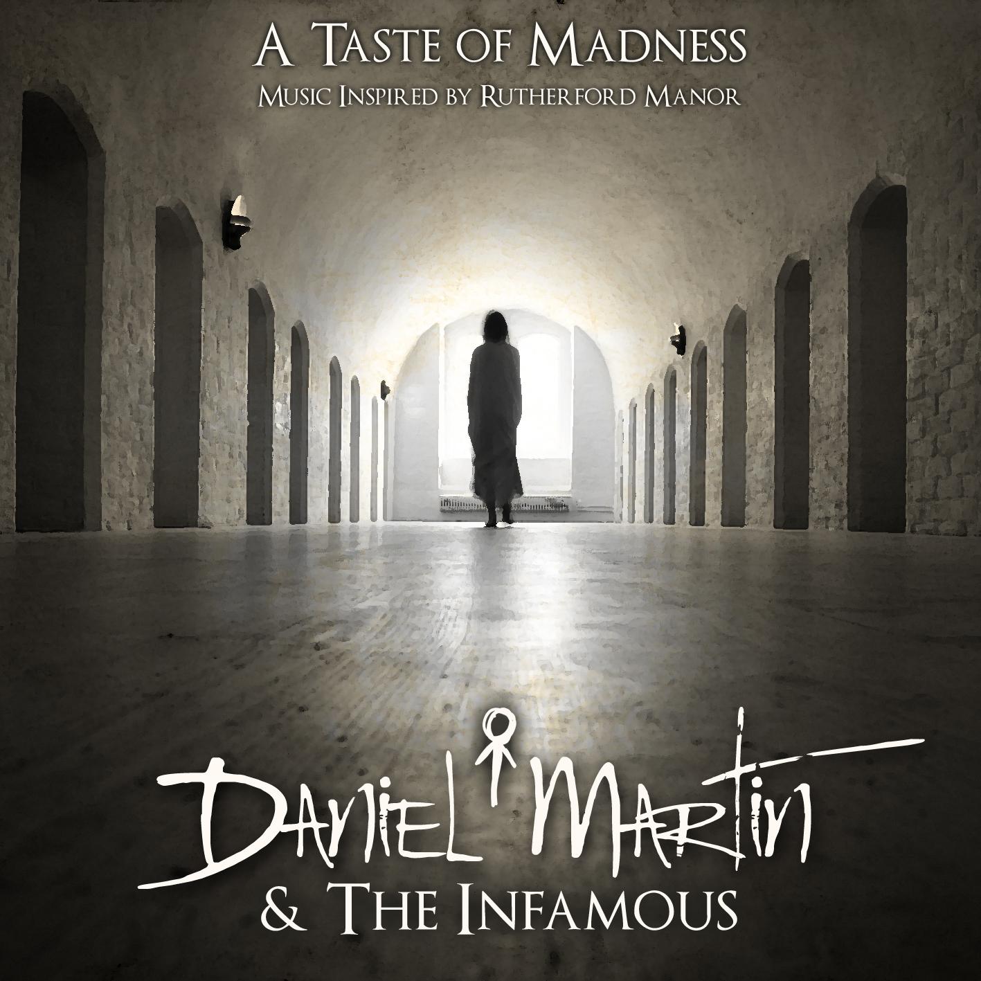 A Taste Of Madness | Daniel Martin