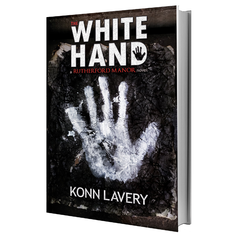 Rutherford Manor - The White Hand - Konn Lavery
