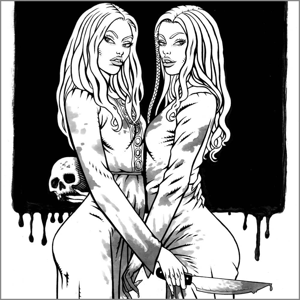 Sexy Savidge Sisters